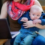 Returning to work after childbirth: still a case of 'managing it all'