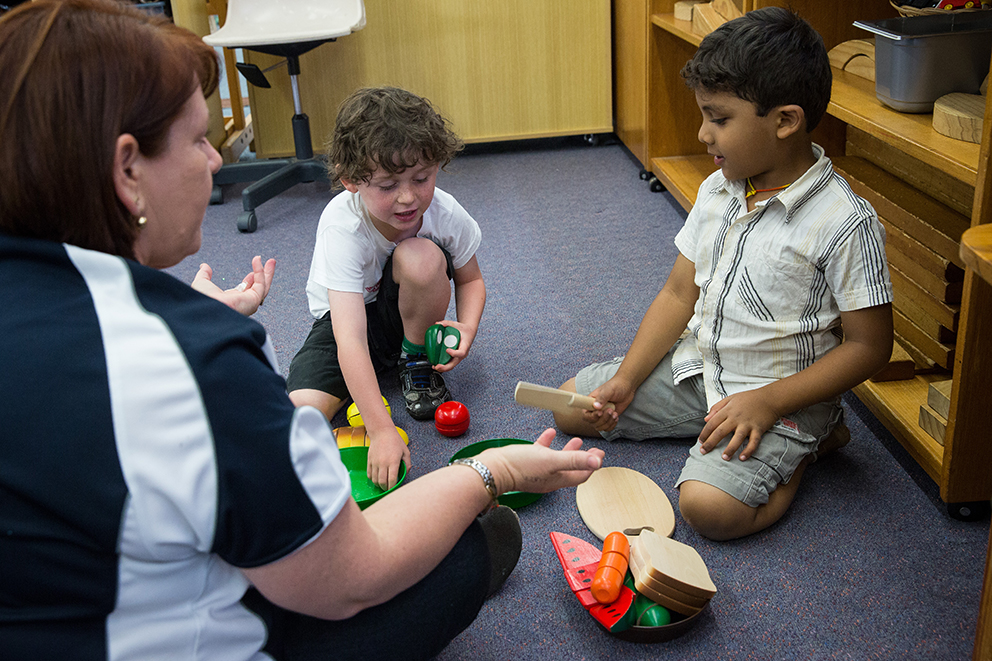 Talking and learning - The Spoke – Early Childhood ...