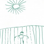 What can we draw from pictures by detained child asylum seekers?