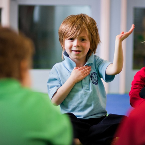 Children should be seen and not heard. - The Spoke – Early ...