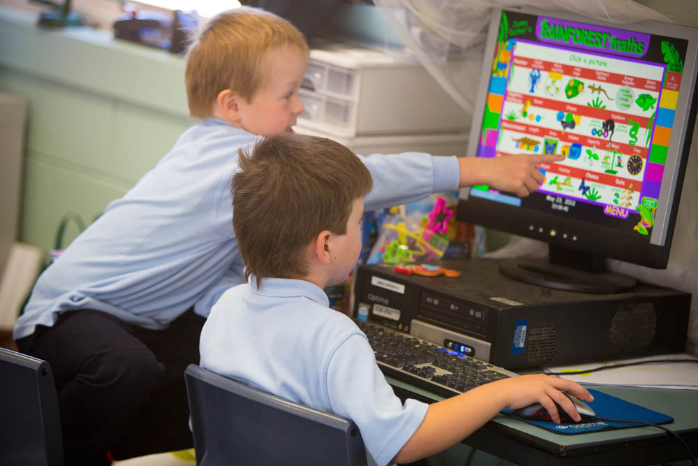 Getting (cyber)smarter, younger - The Spoke – Early ...