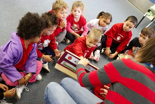 leadership in early childhood What does leadership look like in early childhood settings the requirement for leadership in early childhood education and care (ecec) settings has and always will be a priority because of the link between high-calibre leadership and better outcomes for young children.
